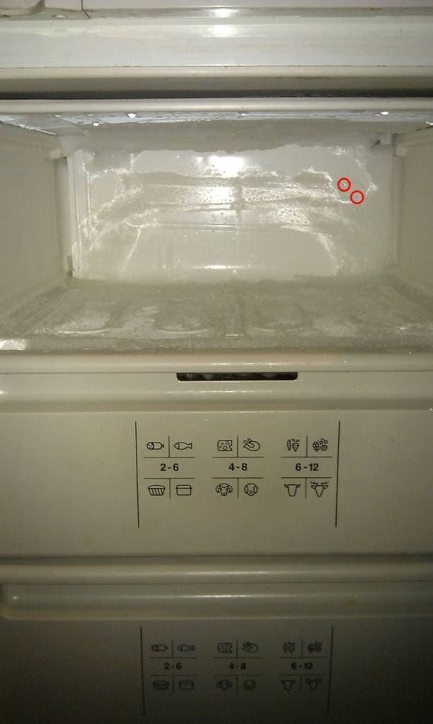 Фреон какого цвета в холодильнике