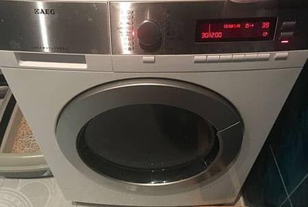 Ремонт стиральных машин АЕГ