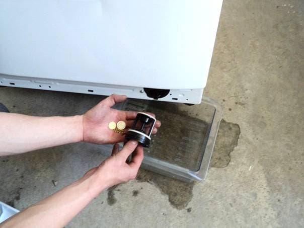 5 способов как достать косточку от лифчика, попавшую в стиральную машину, РемБытТех