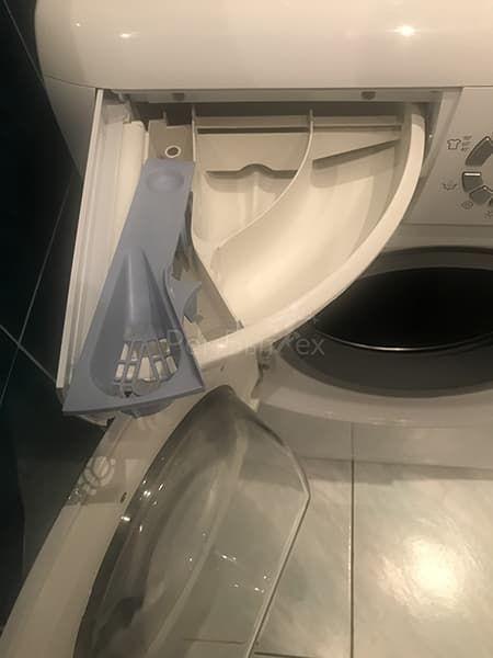 Cтиральная машина не забирает ополаскиватель