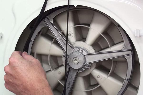 Замена ремня в стиральной машине Вестел