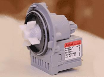 Стоимость замены сливного насоса на стиральной машине