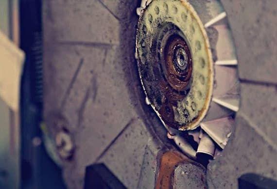 Неисправность подшипников стиральной машины