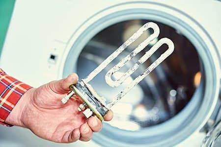 Почему стиральная машина стирает в холодной воде