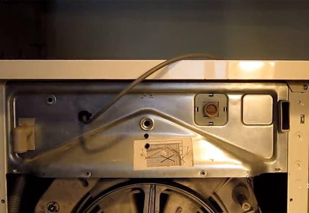 Входной фильтр в стиральной машине