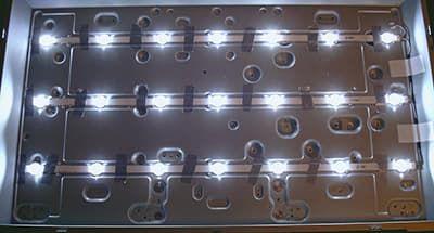 Матричная подсветка DIRECT LED