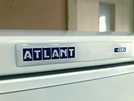 Ошибка F5 в холодильнике Атлант