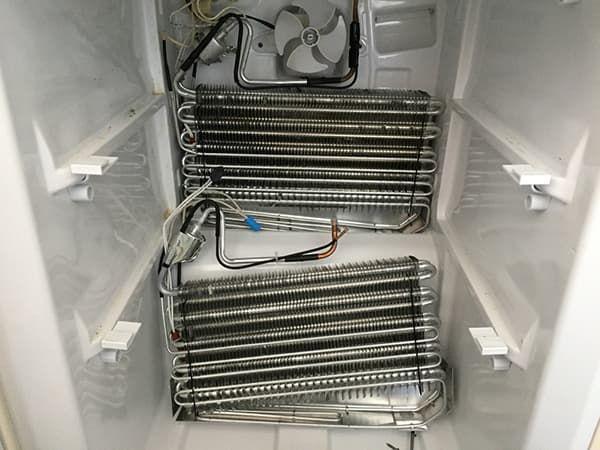 Датчик оттайки в холодильнике Samsung