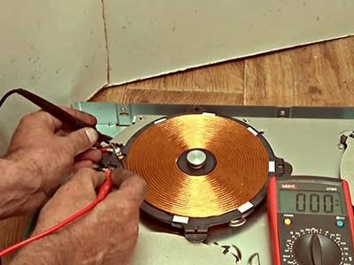 Ремонт индукционной варочной панели
