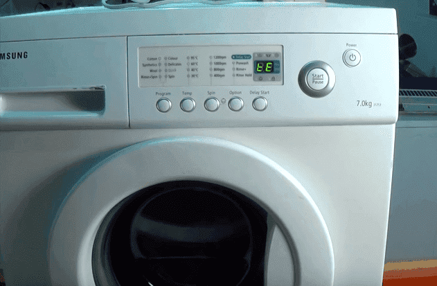 Стиральная машина samsung ремонт своими руками коды ошибок