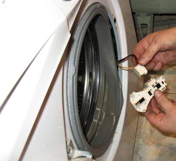 УБЛ стиральной машины Самсунг