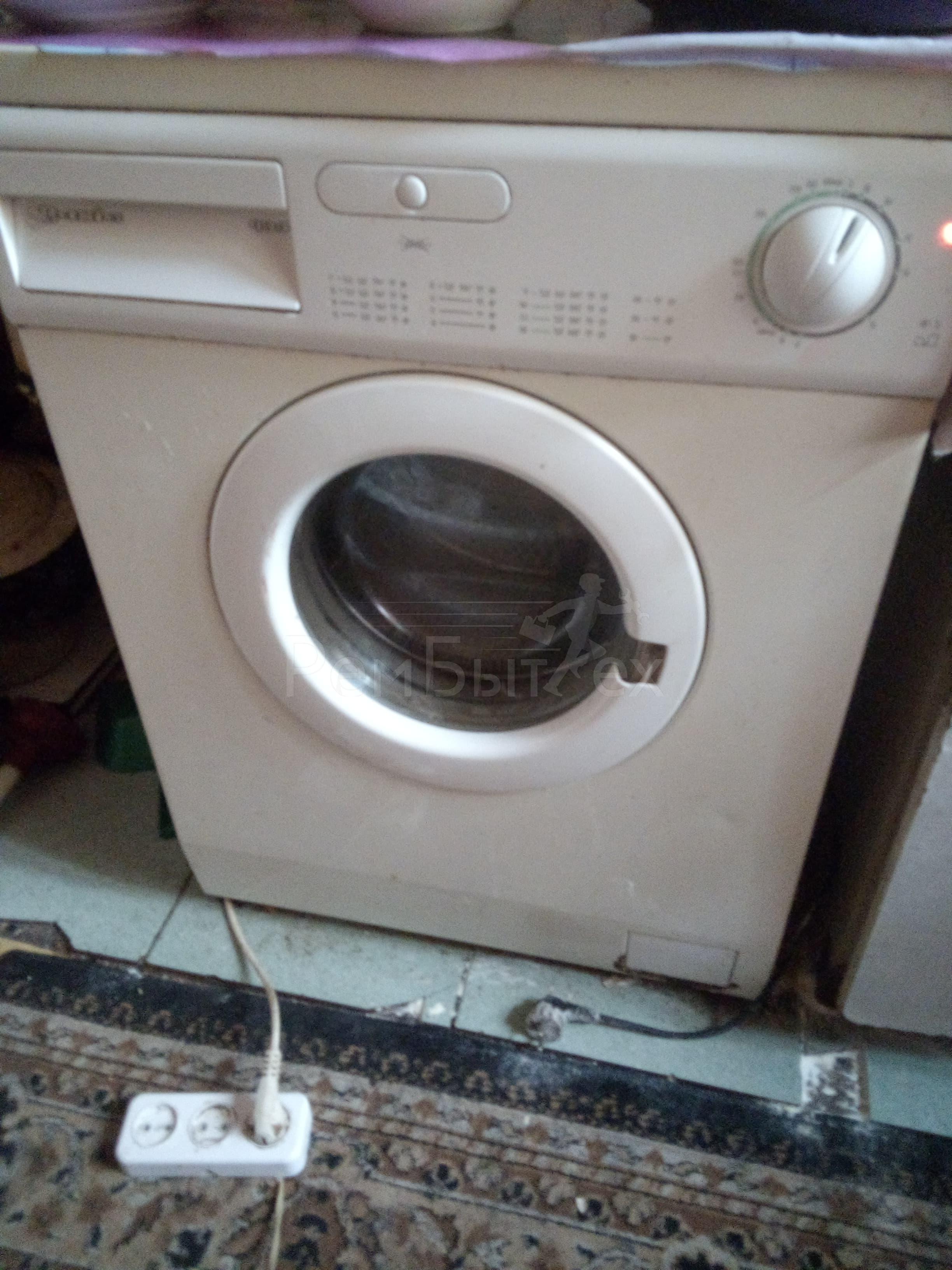 Как получить деньги за стиральную машину не вывозившуюся из магазина