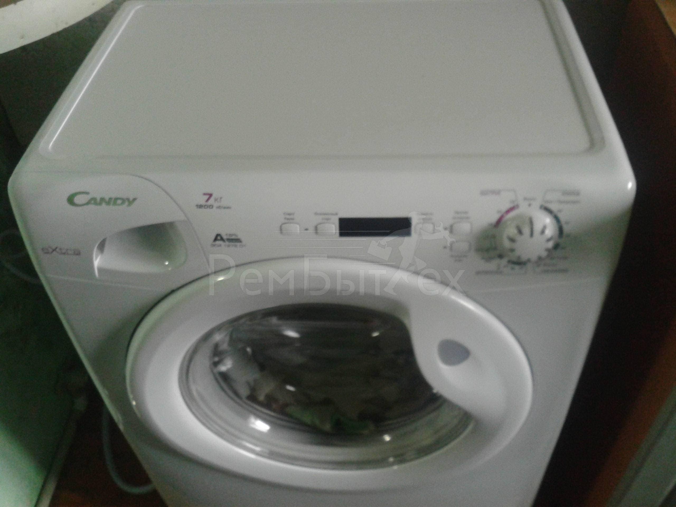 Стиральная машина не набирает воду: что делать
